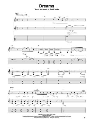 Fleetwood Mac: Fleetwood Mac: Guitar TAB