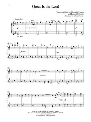 Glenda Austin: Solos for the Sanctuary - Worship: Piano or Keyboard