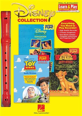 Disney Collection: Recorder Ensemble