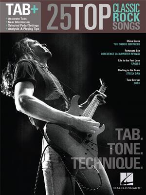 25 Top Classic Rock Songs: Guitar