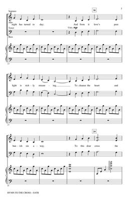 Londonderry Air: Hymn to the Cross: Arr. (Keith Christopher): SATB