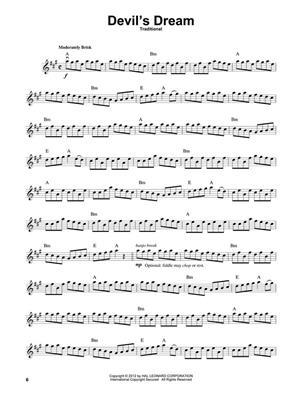 Barn Dance: Violin