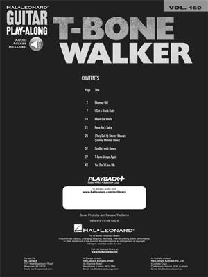 T-Bone Walker: T-Bone Walker: Guitar or Lute