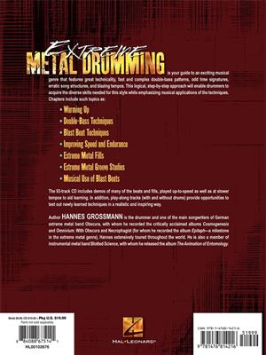 Extreme Metal Drumming: Drums and Percussion