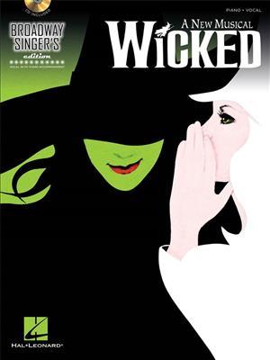 Stephen Schwartz: Wicked: Broadway Singer's Edition: Vocal