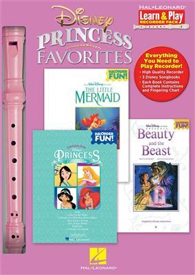 Disney Princess Favorites: Descant Recorder