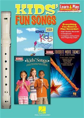 Kids' Fun Songs: Descant Recorder