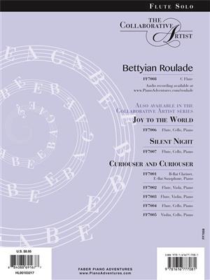 Nancy Faber: Bettyian Roulade: Flute