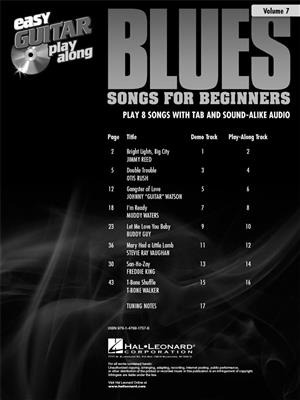 Blues Songs for Beginners: Guitar or Lute