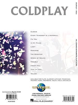 Coldplay: Coldplay - Viola: Viola