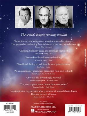 Alain Boublil: Les Misérables - Beginning Piano Solo: Piano
