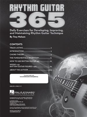 Rhythm Guitar 365