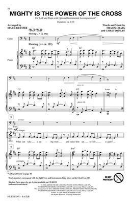 Chris Tomlin: He Reigns: Arr. (Mark Brymer): Mixed Choir