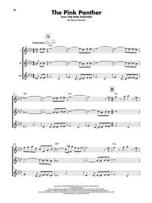 Ukulele Ensemble: Theme Music: Ukulele