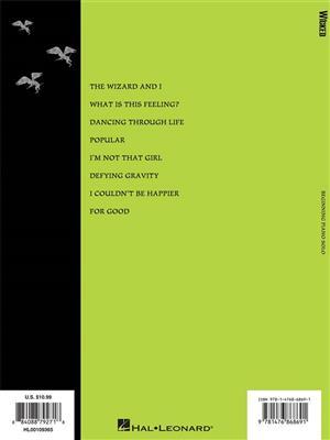 Stephen Schwartz: Wicked - Beginning Piano Solo: Piano