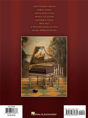 David Lanz: David Lanz – Cristofori's Dream ... Re-Envisioned: Piano