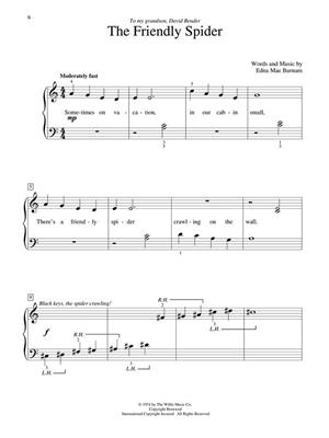 Edna Mae Burnam: Classic Piano Repertoire: Piano or Keyboard