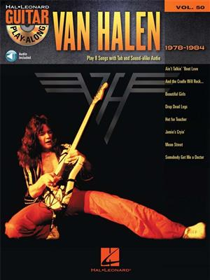 Van Halen: Van Halen 1978-1984: Vocal & Guitar