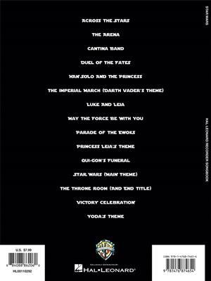 John Williams: Star Wars (Recorder): Descant Recorder