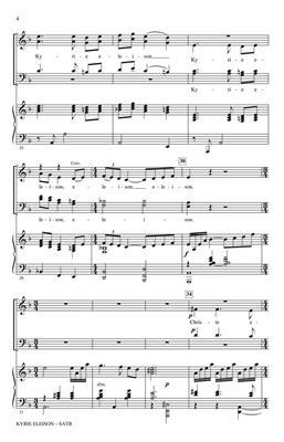 Hal Leonard: Kyrie Eleison