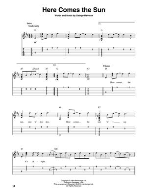 The Beatles: The Beatles: Guitar or Lute