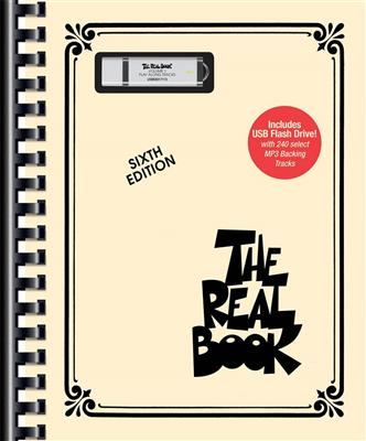 The Real Book - Volume I (6th ed.): C-Instruments (Treble Clef)