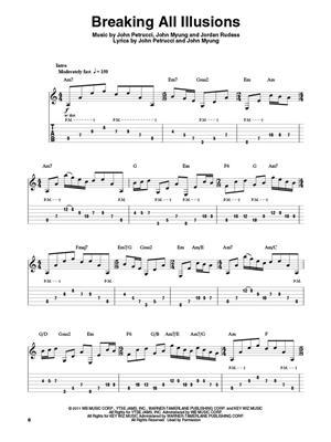 Dream Theater: Dream Theater: Guitar