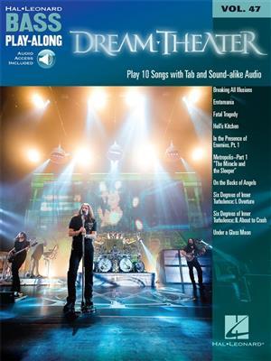 Dream Theater: Dream Theater: Bass Guitar