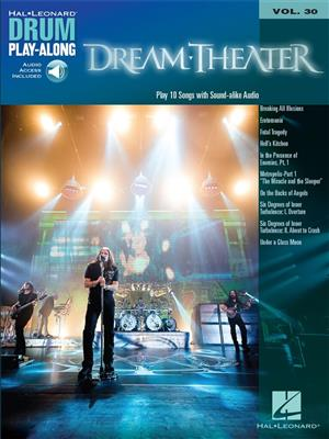 Dream Theater: Dream Theater: Drums and Percussion
