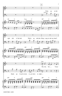 Hal Leonard: Good Time