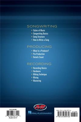 Darryl Swann: Essential Guide to Songwriting, Producing & Record