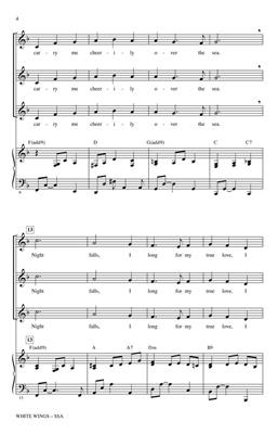 Hal Leonard: White Wings