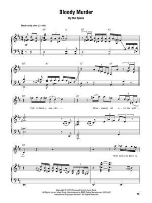 Blues Piano Legends: Piano