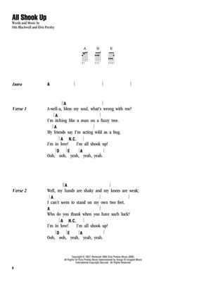 4 Chord Ukulele Songbook: Ukulele