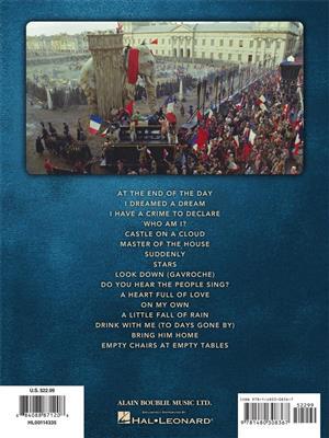 Alain Boublil: Les Misérables: Vocal Solo