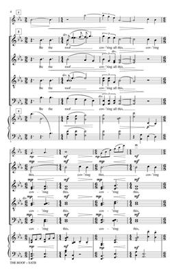 Andrea Ramsey: The Roof: SATB