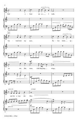 Lee R. Kesselman: Eagle Hill: 2-Part Choir