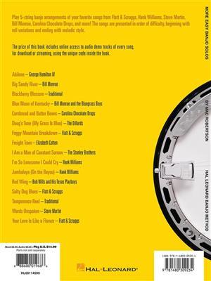 Mac Robertson: More Easy Banjo Solos - 2nd Edition: Banjo or Mandolin