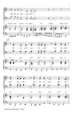 Hal Leonard: My Heart Stood Still