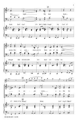 Hal Leonard: Dear Heart
