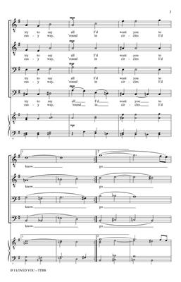 Oscar Hammerstein II: If I Loved You: Arr. (Deke Sharon): TTBB