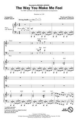 Hal Leonard: The Way You Make Me Feel