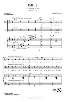 Hal Leonard: Kalinka