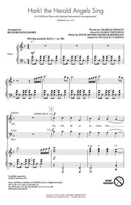 PraiseSong: Hark! The Herald Angels Sing