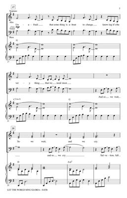 Bryan Brown: Let the World Sing Gloria: Arr. (Heather Sorenson): SATB