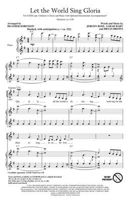 PraiseSong: Let the World Sing Gloria