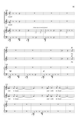 David L. Brunner: Jabberwocky: Upper Voices a Cappella