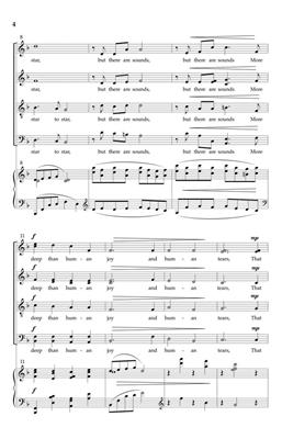 Archibald Lampman: Voices of Earth: SATB