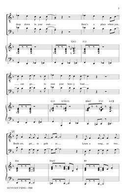 Hal Leonard: Guys Got 2 Sing
