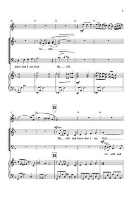 Kevin Memley: Be Still and Know: SATB